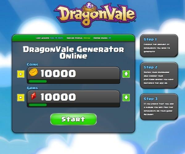 DragonVale-hack-online