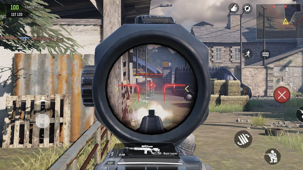 call of duty mobile aimbot
